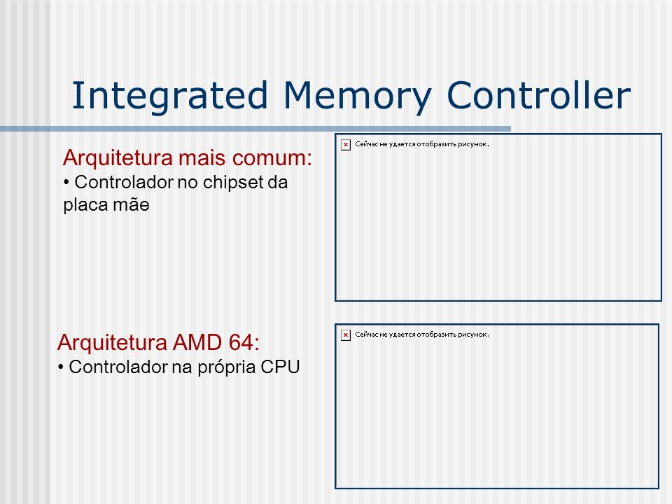 Integrated Memory Controller
