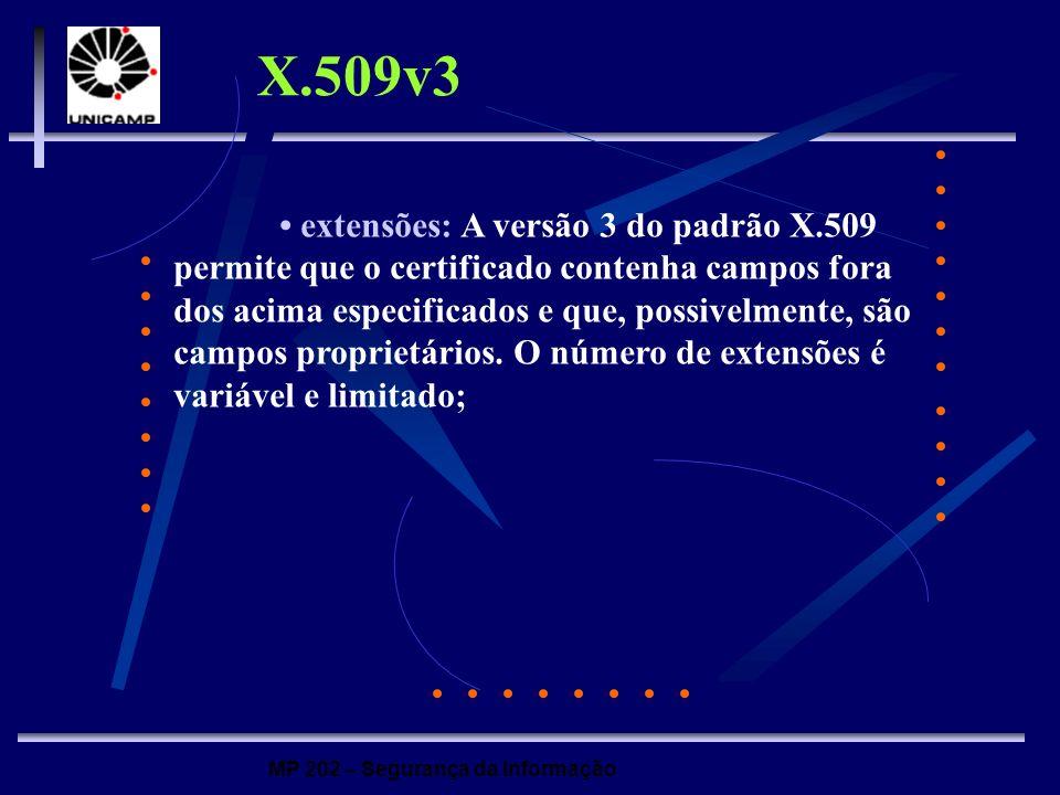 X.509v3