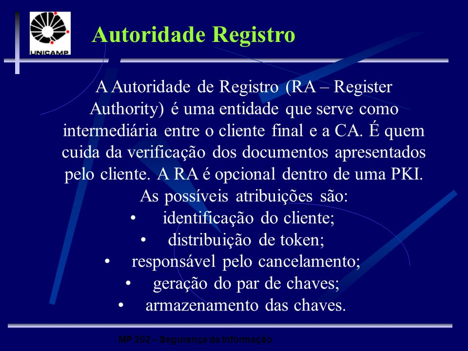 Autoridade Registro