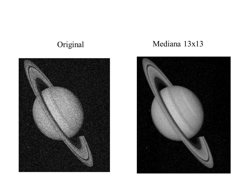 Original Mediana 13x13