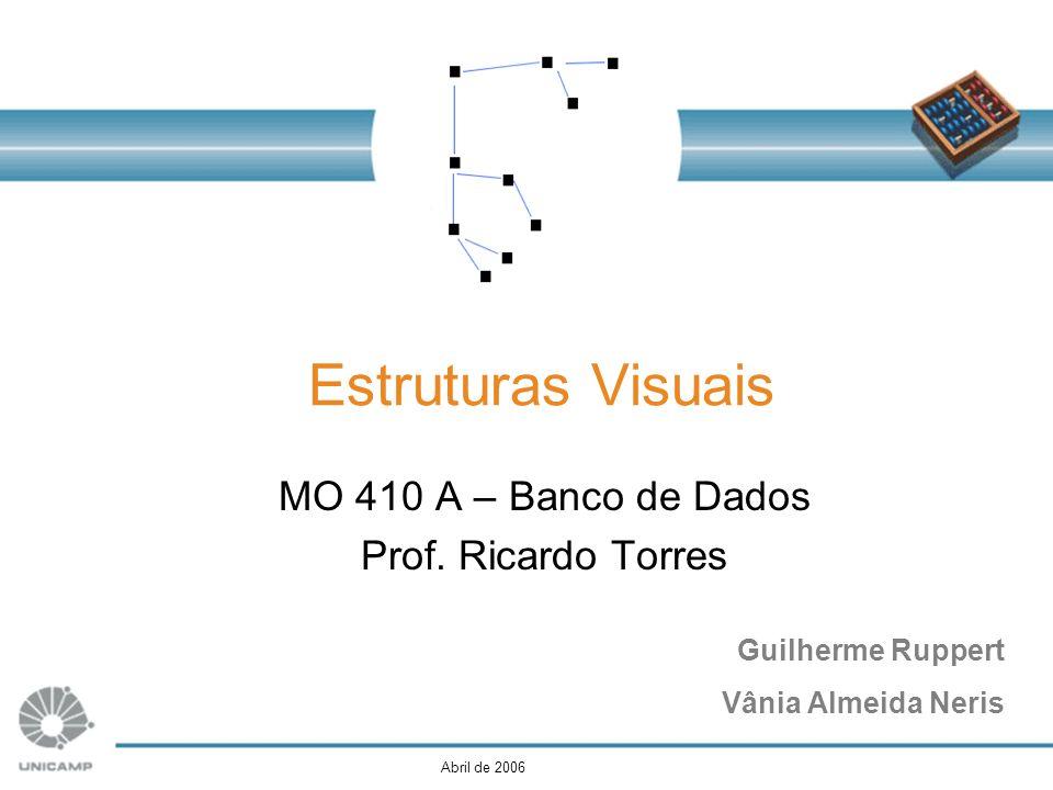 MO 410 A – Banco de Dados Prof. Ricardo Torres