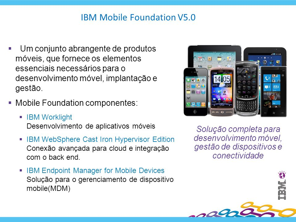 IBM Mobile Foundation V5.0