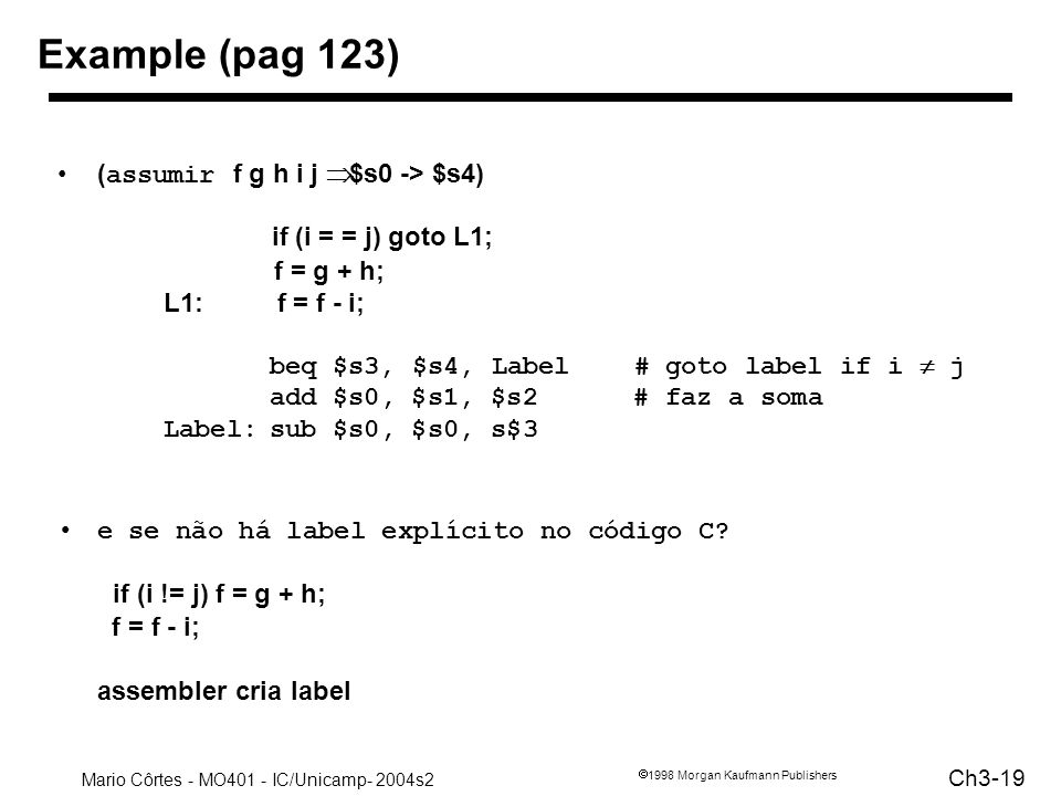 Example (pag 123)