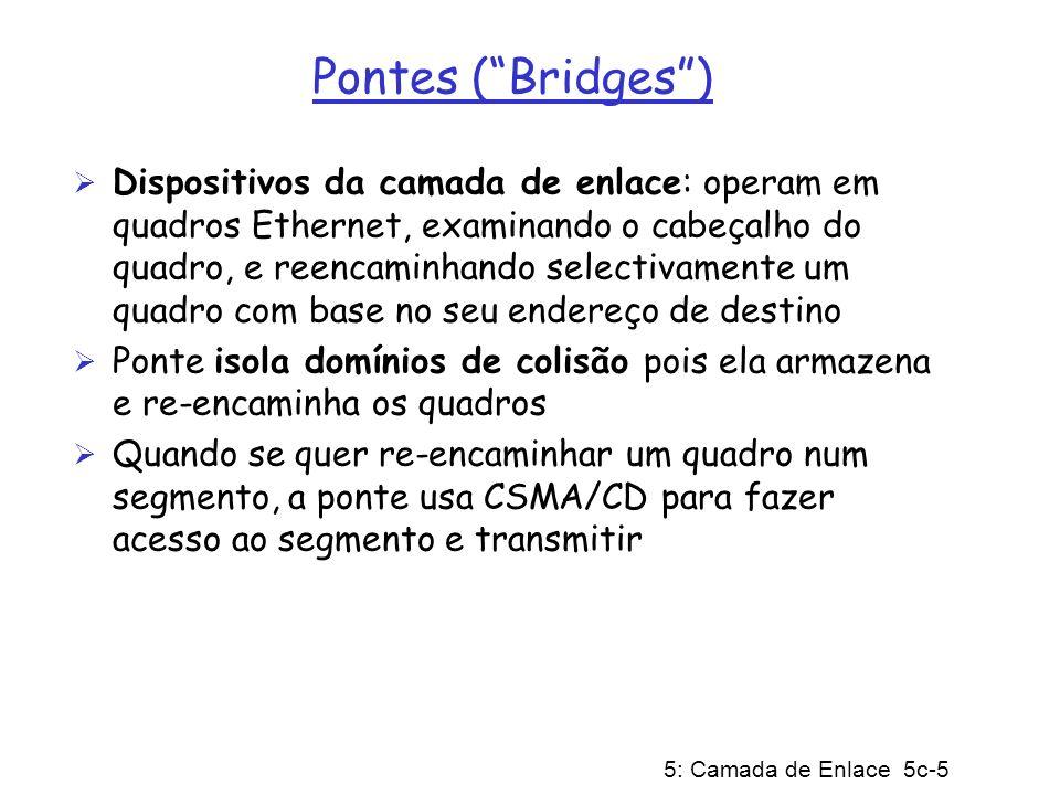 Pontes ( Bridges )