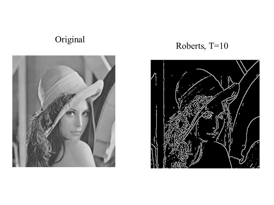 Original Roberts, T=10