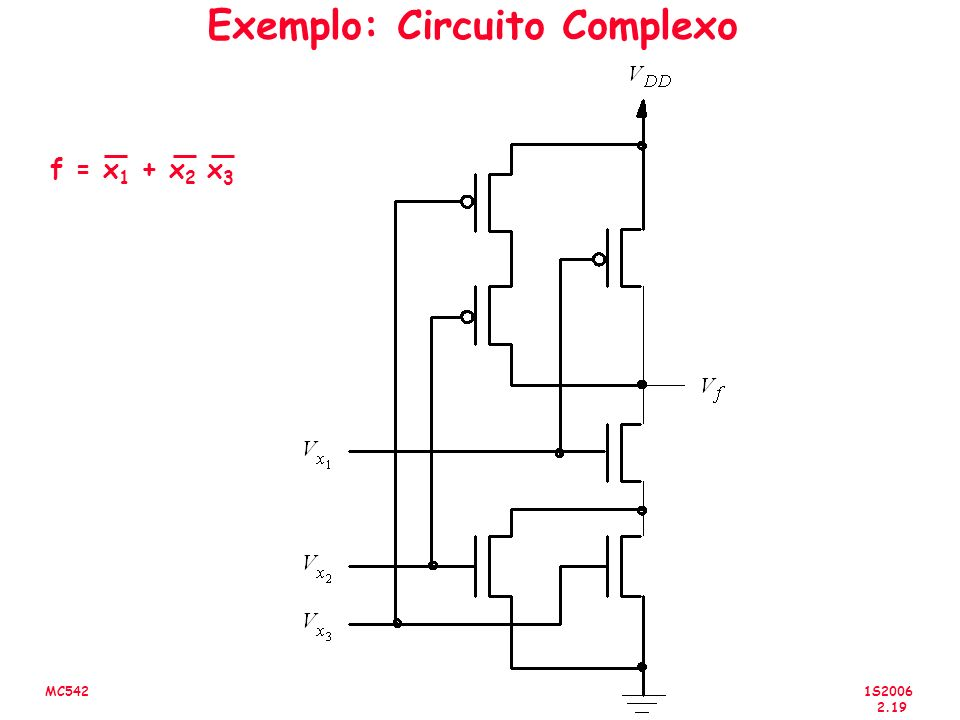 Exemplo: Circuito Complexo