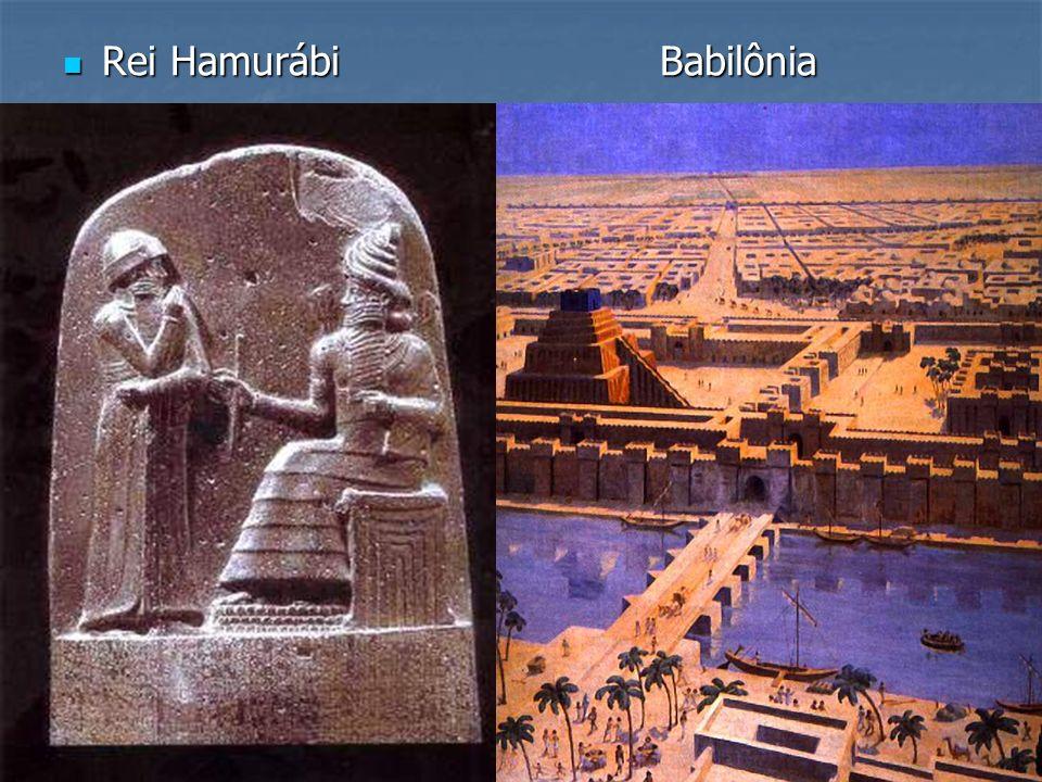 Rei Hamurábi Babilônia