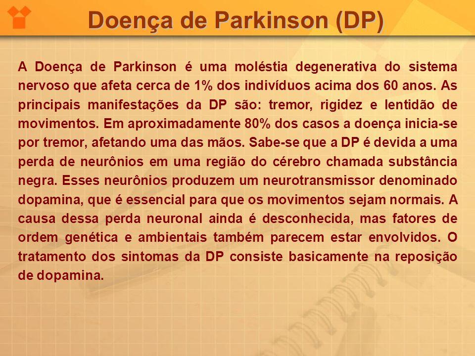 Doença de Parkinson (DP)