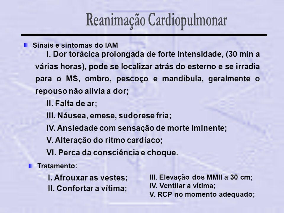 Reanimação Cardiopulmonar