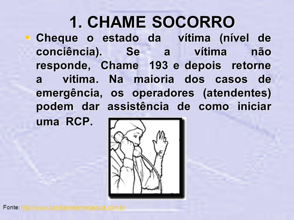 1. CHAME SOCORRO
