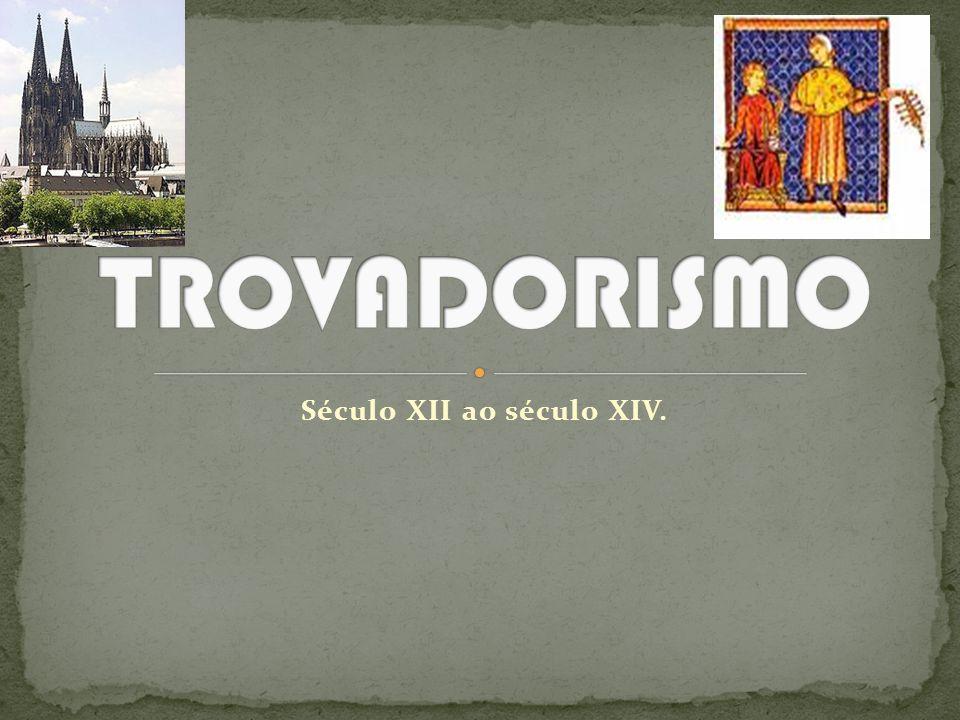 Século XII ao século XIV.
