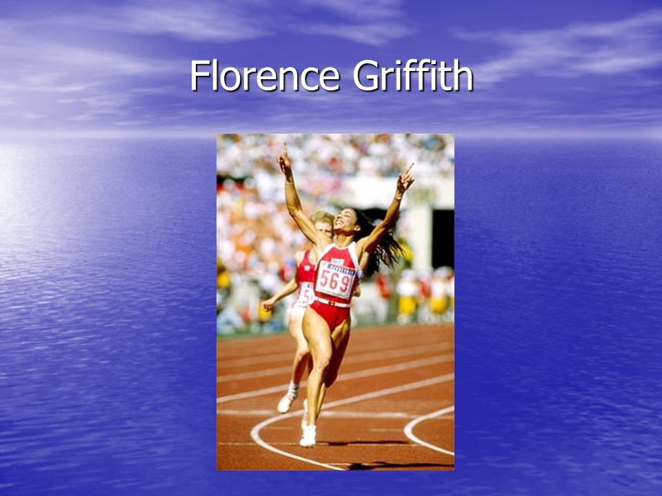 Florence Griffith