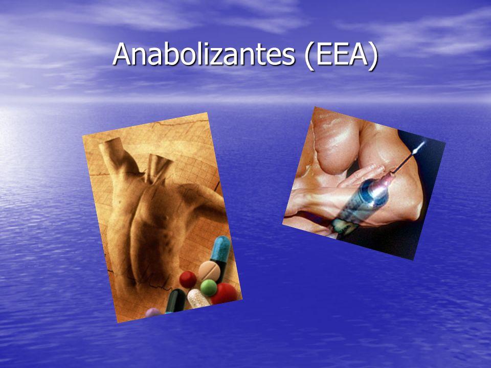 Anabolizantes (EEA)