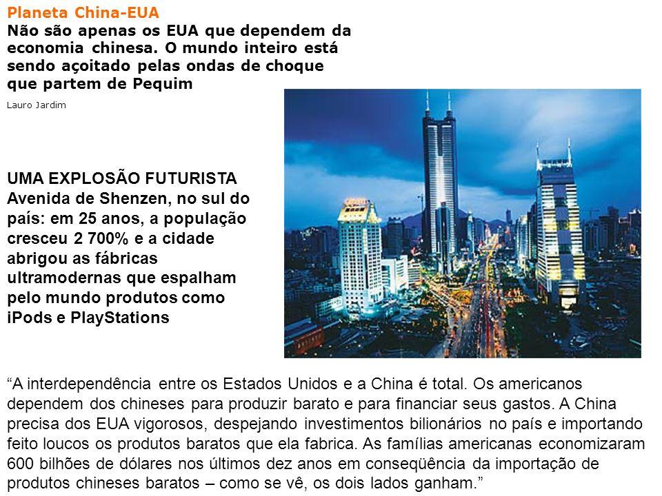 Planeta China-EUA