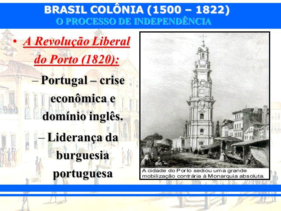 A Revolução Liberal do Porto (1820):