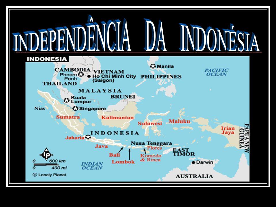 INDEPENDÊNCIA DA INDONÉSIA