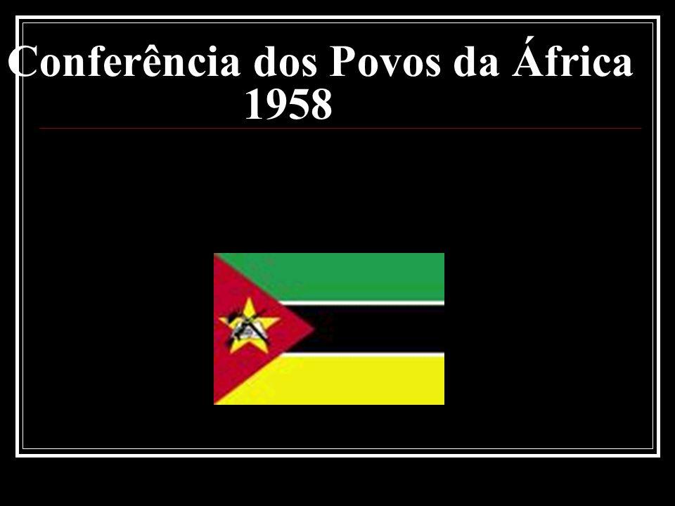 Conferência dos Povos da África 1958