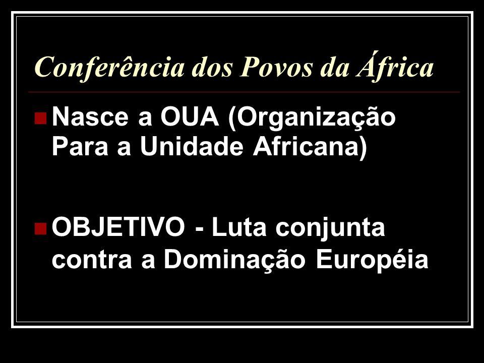 Conferência dos Povos da África