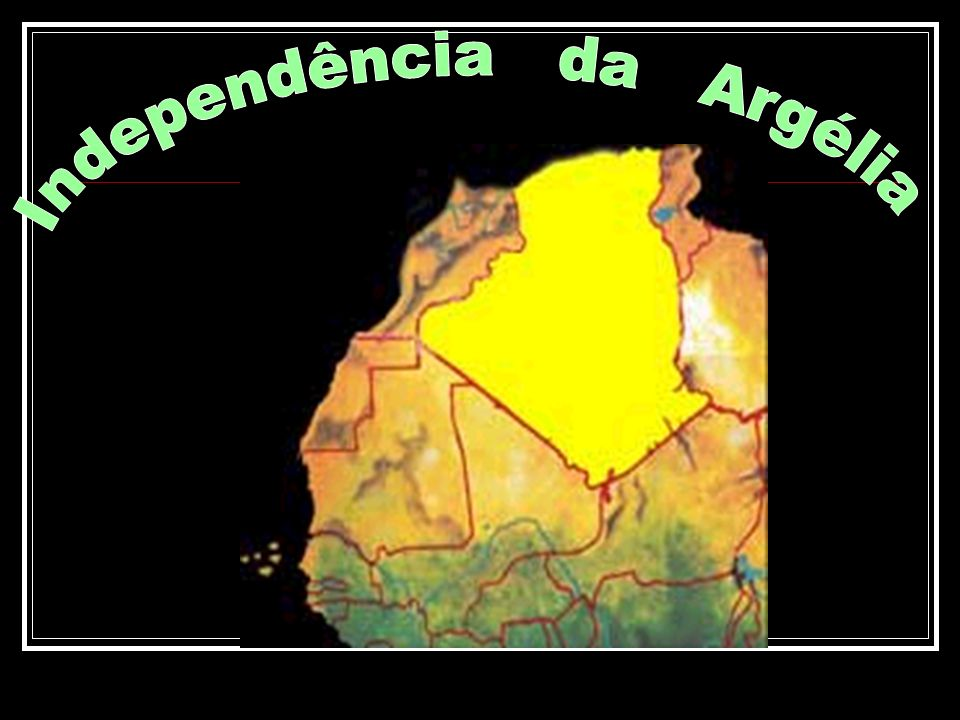 Independência da Argélia