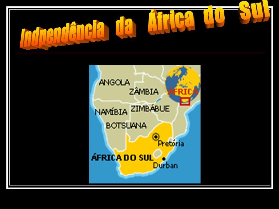 Indpendência da África do Sul
