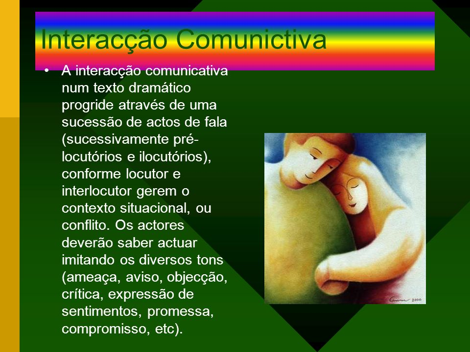 Interacção Comunictiva