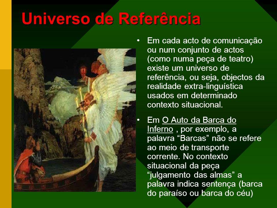 Universo de Referência