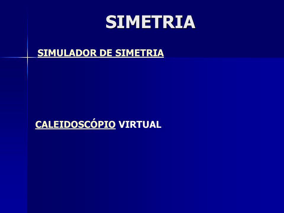 SIMETRIA SIMULADOR DE SIMETRIA CALEIDOSCÓPIO VIRTUAL