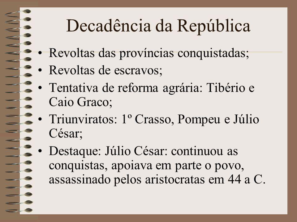 Decadência da República