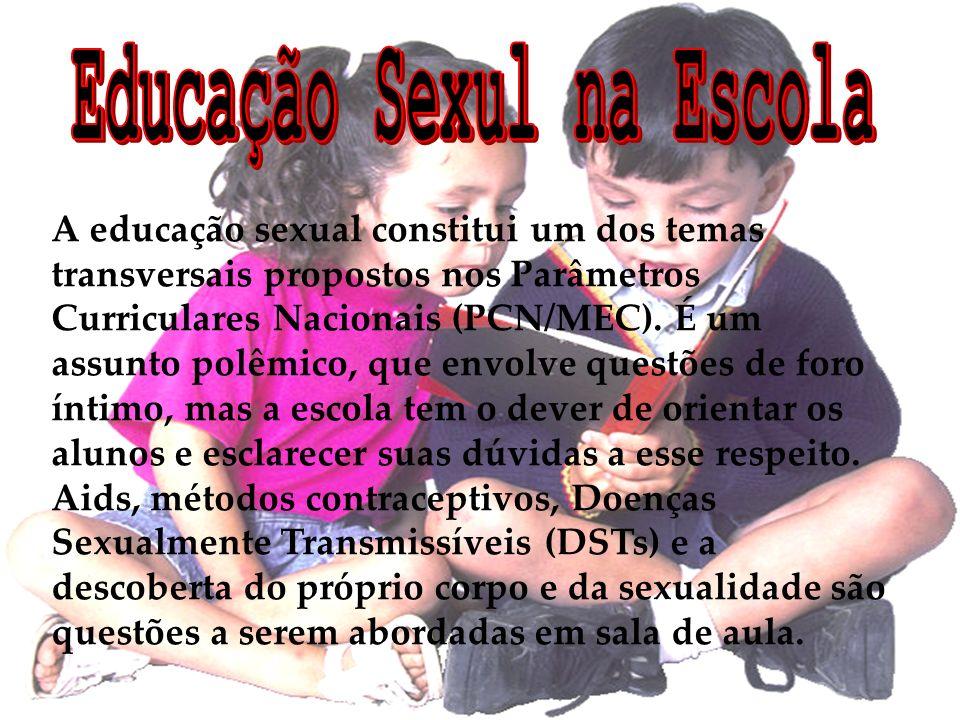 Educação Sexul na Escola
