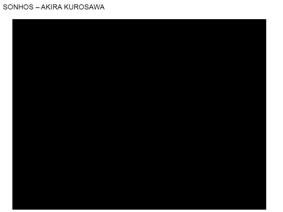 SONHOS – AKIRA KUROSAWA