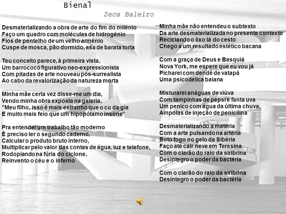 Bienal Zeca Baleiro.