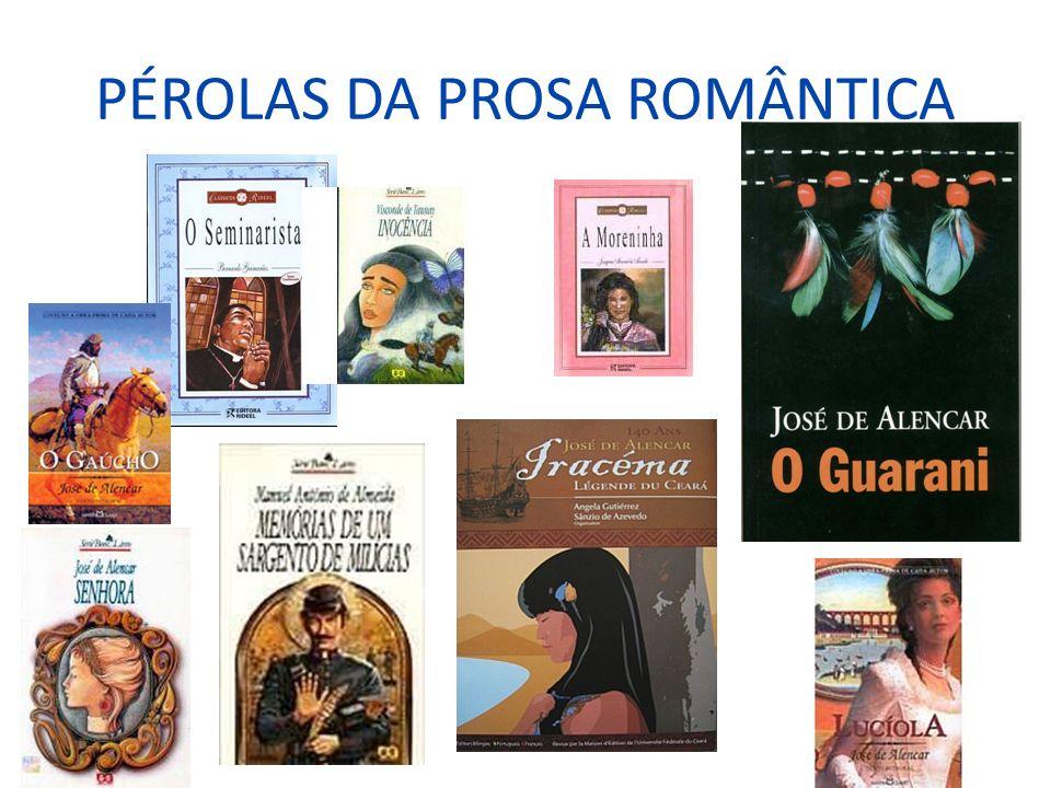 PÉROLAS DA PROSA ROMÂNTICA