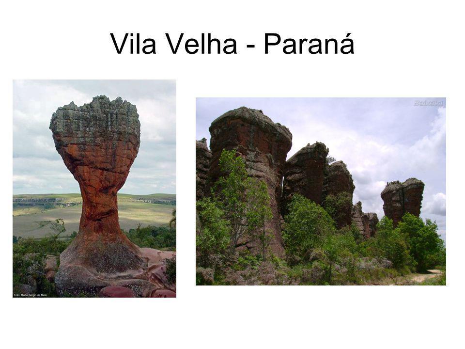 Vila Velha - Paraná