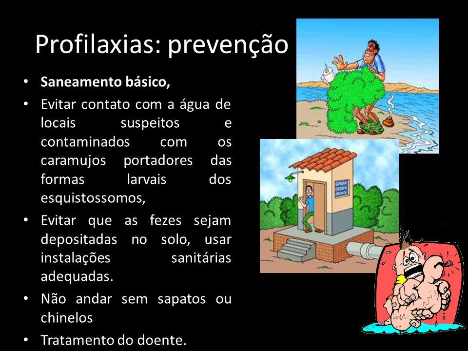 Profilaxias: prevenção