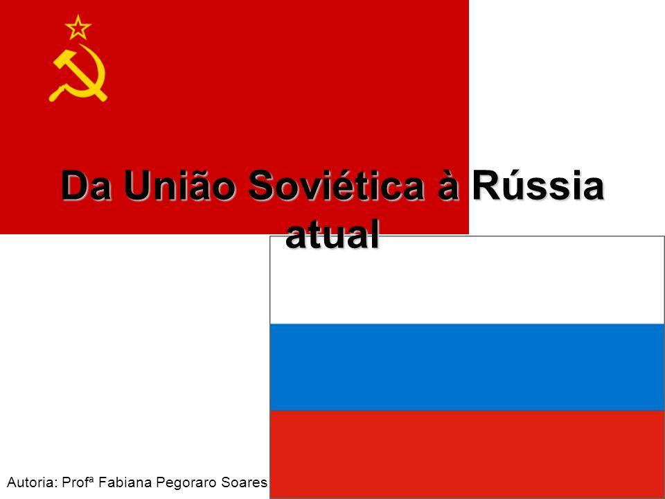 Da União Soviética à Rússia atual