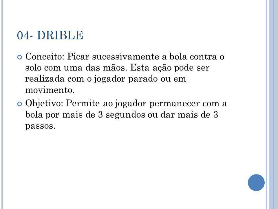 04- DRIBLE