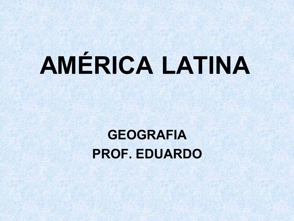GEOGRAFIA PROF. EDUARDO