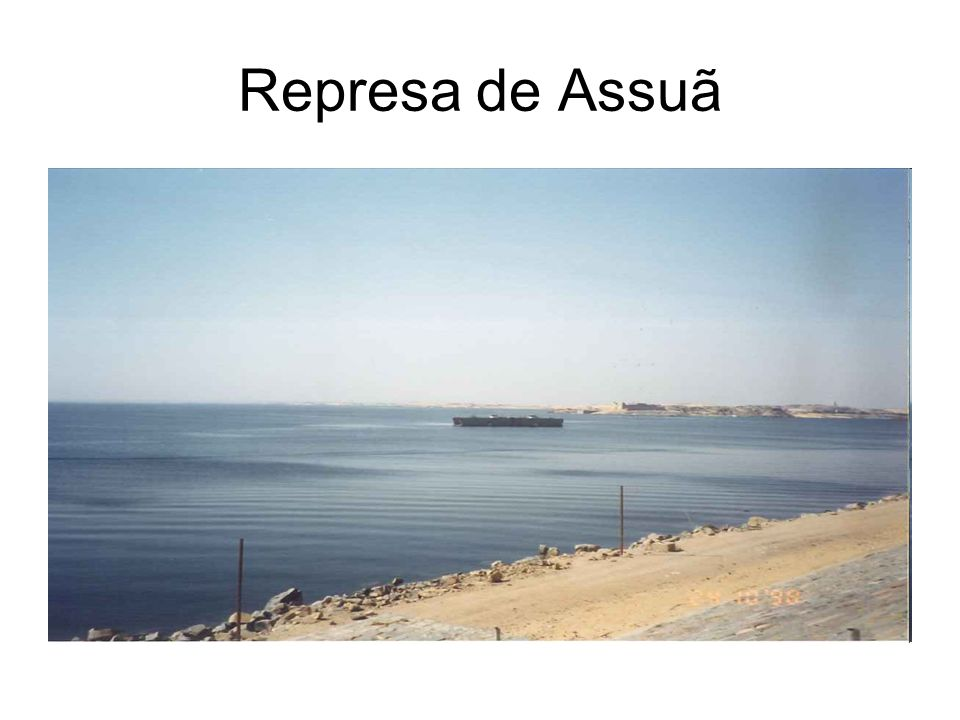 Represa de Assuã