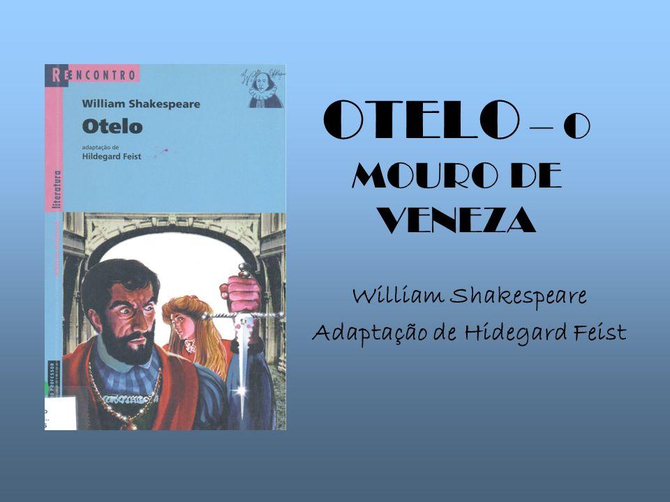 OTELO – O MOURO DE VENEZA