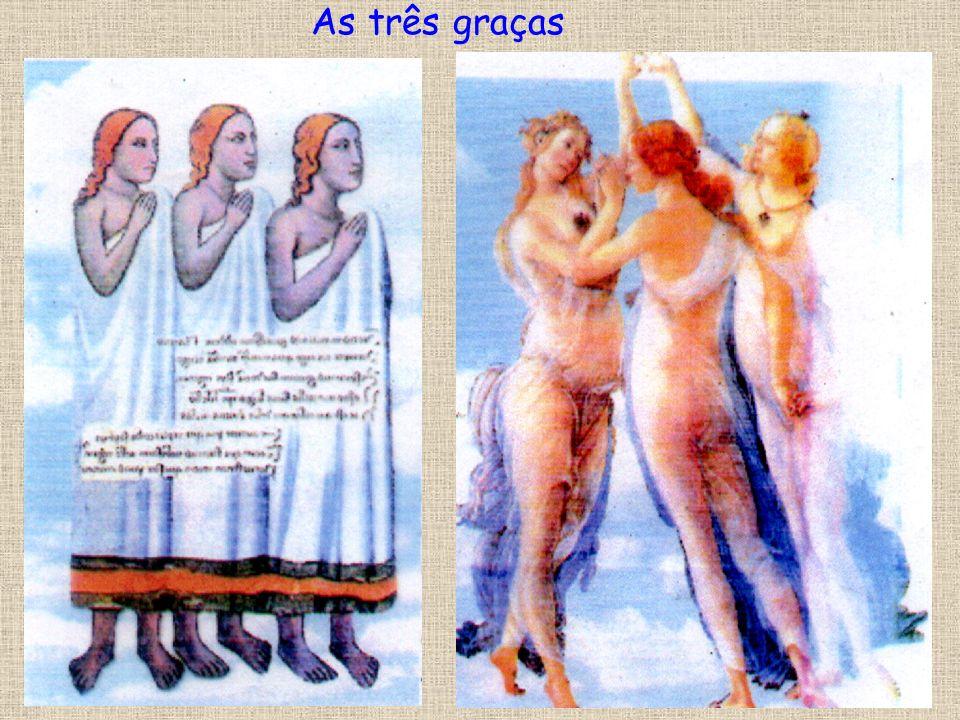 As três graças