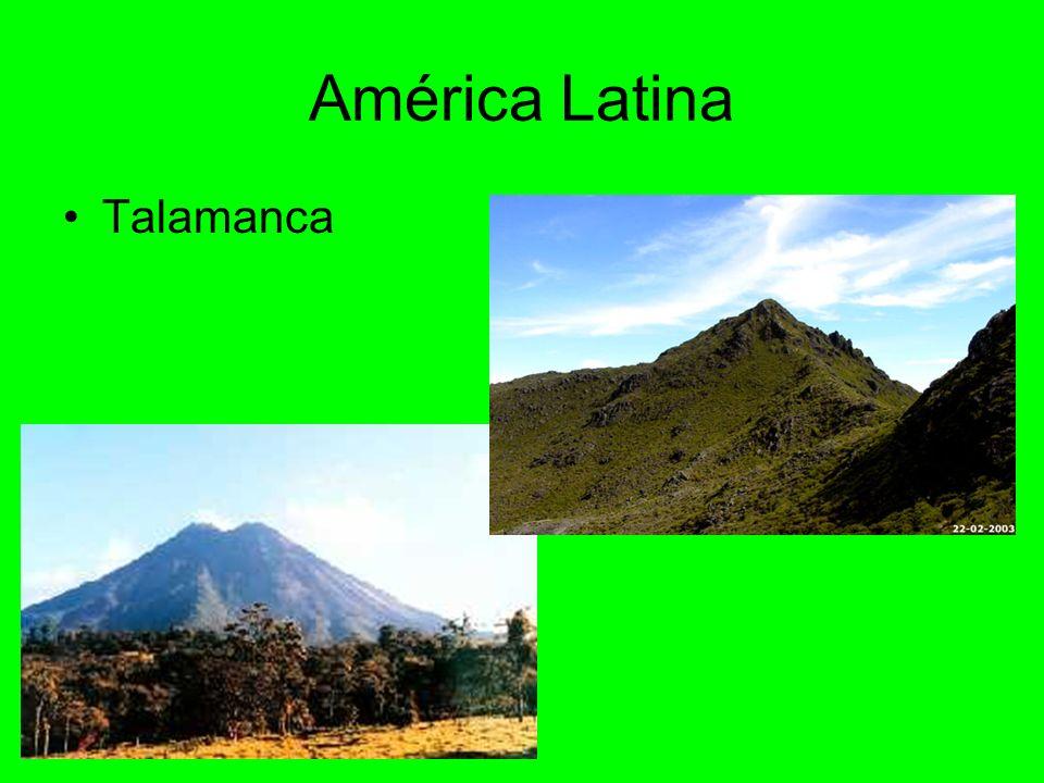 América Latina Talamanca