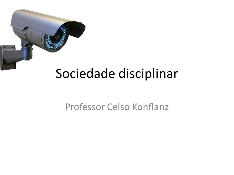 Sociedade disciplinar