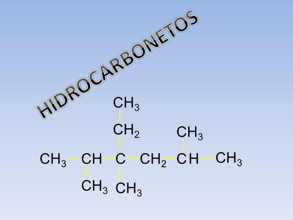 HIDROCARBONETOS CH3 CH C CH2 H