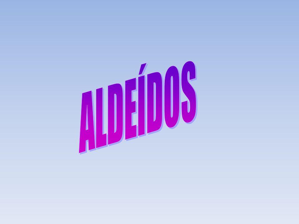 ALDEÍDOS