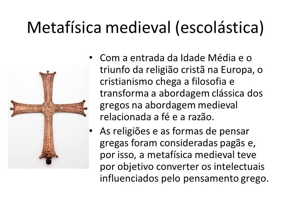 Metafísica medieval (escolástica)