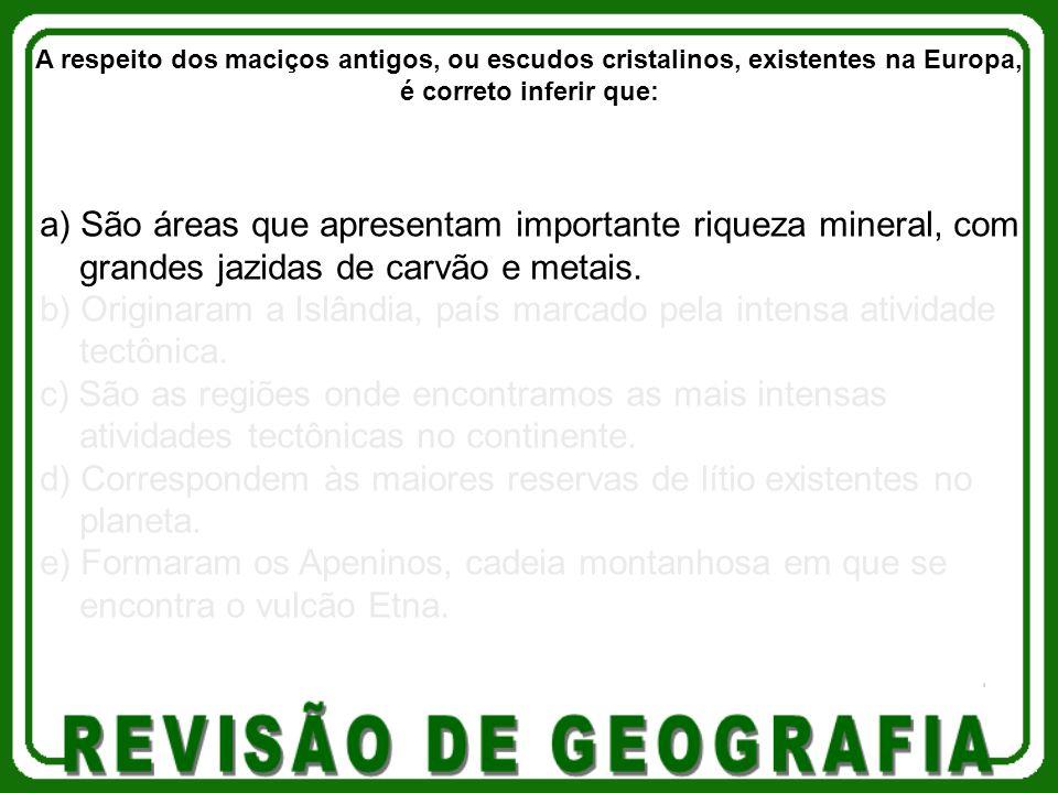 d) Correspondem às maiores reservas de lítio existentes no planeta.