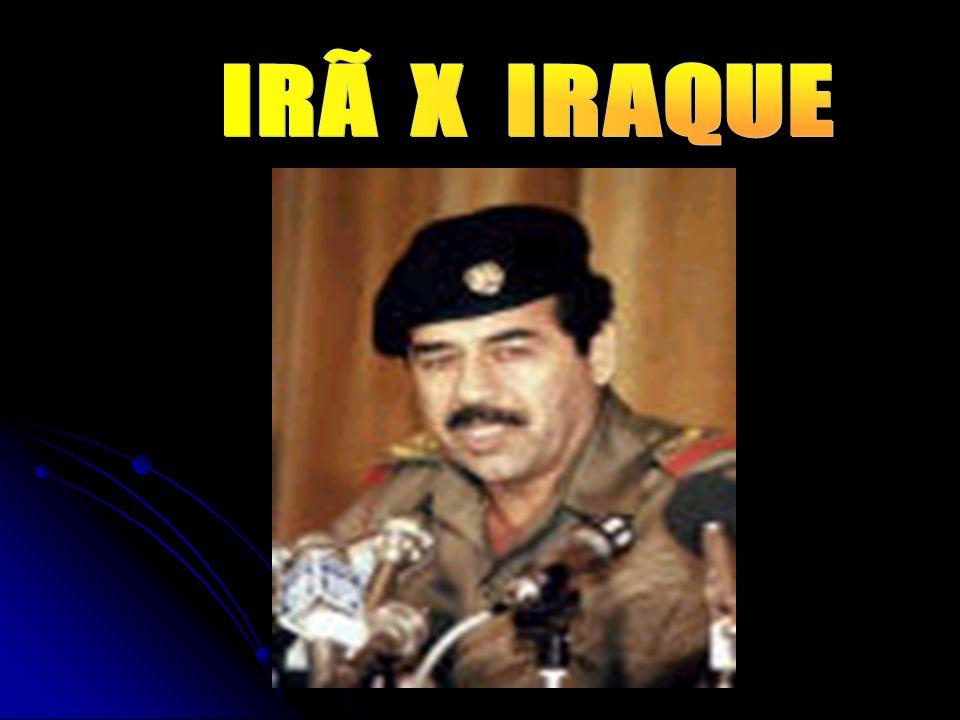 IRÃ X IRAQUE