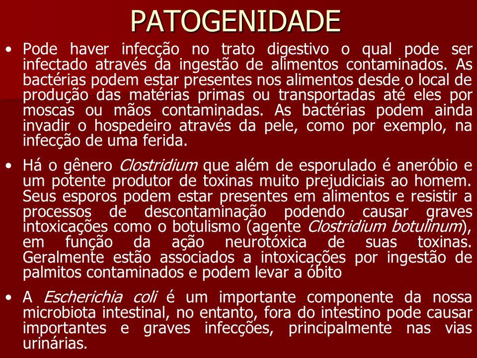 PATOGENIDADE
