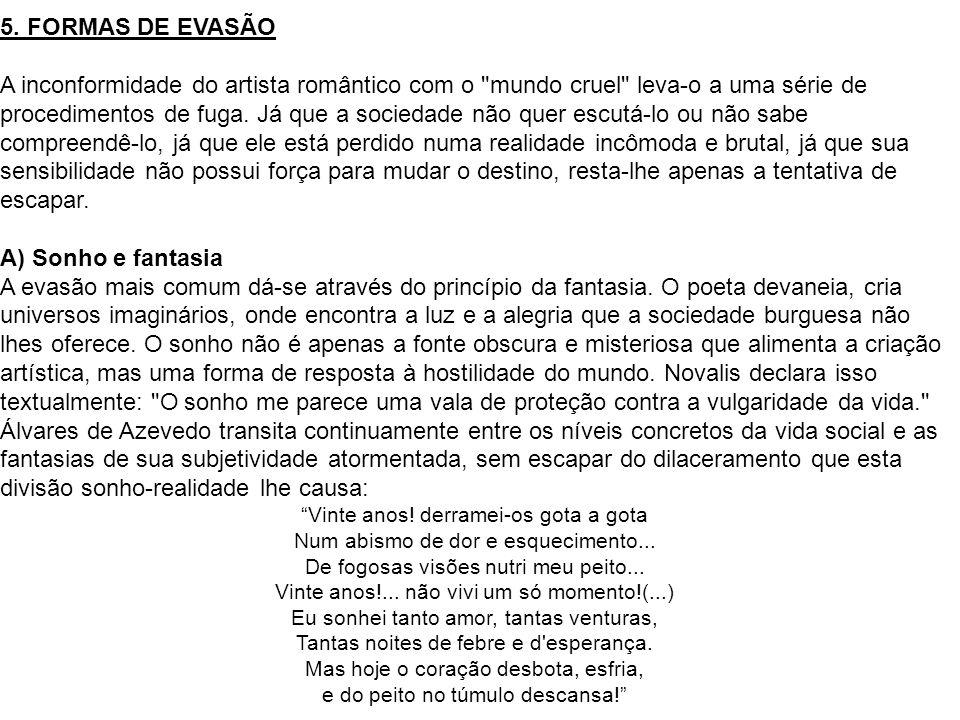 5. FORMAS DE EVASÃO