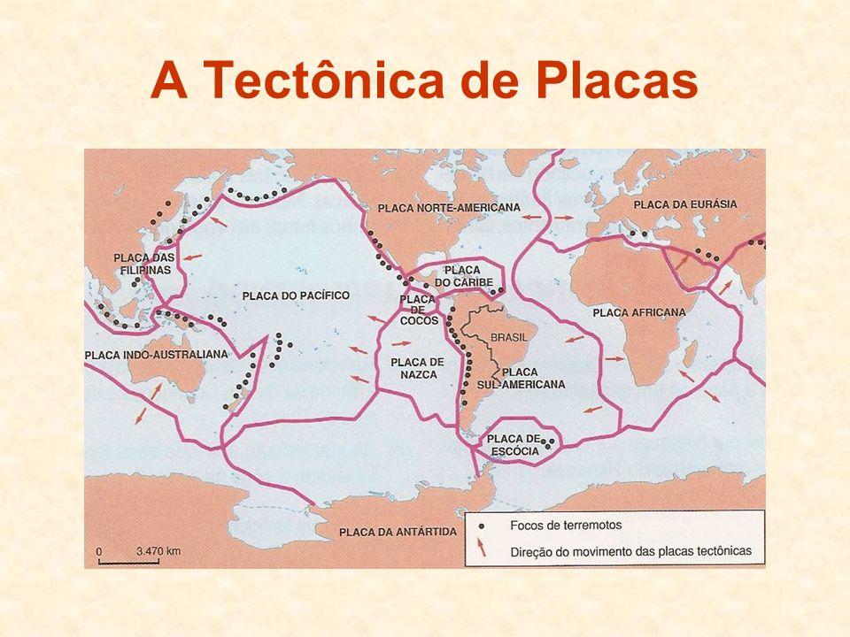 A Tectônica de Placas